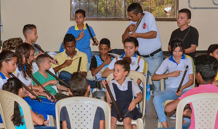 Aprendizaje en guacharaca FFLV - Claro Colombia
