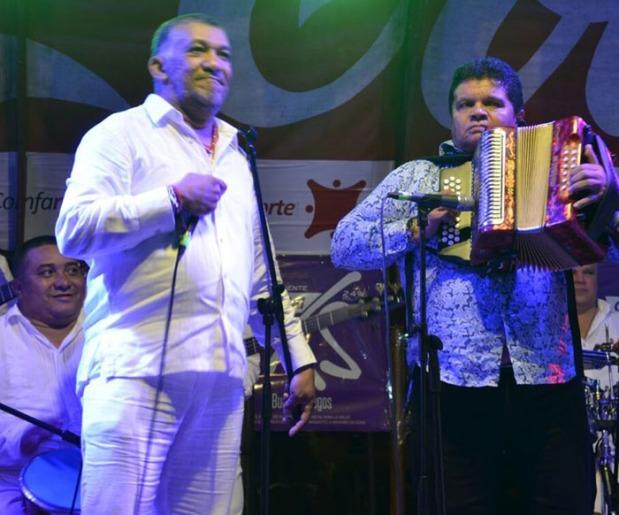 Ivo Díaz y Álvaro López