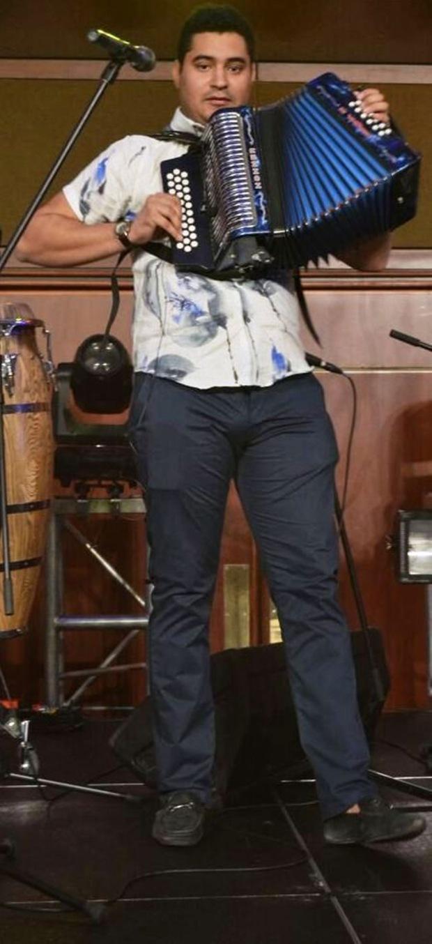 Daniel de Jesús Holguín Ricardo, Rey Aficionado 2017