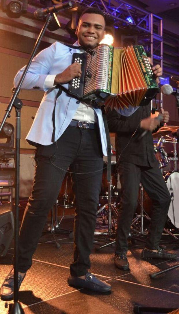 José Juan Camilo Guerra Mendoza, Rey Juvenil 2017