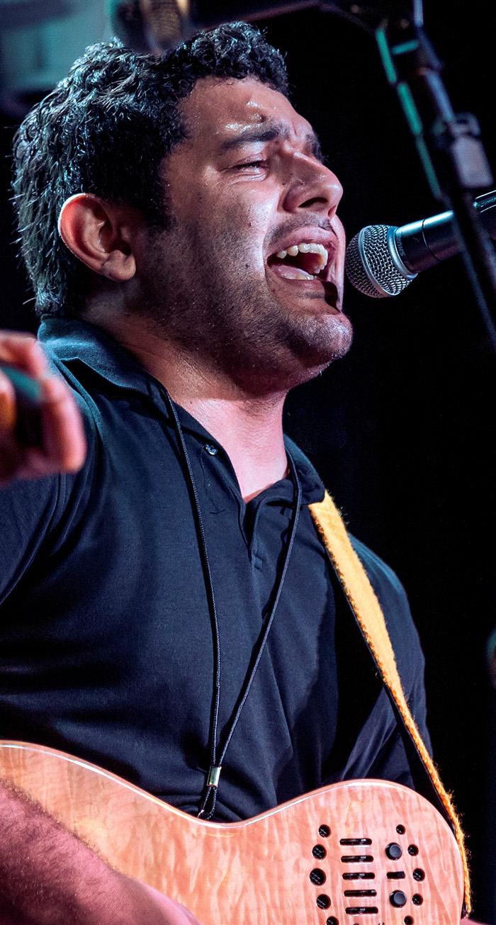 Rafael Simón Meza, Rey de la Canción Inédita Vallenata en Miami