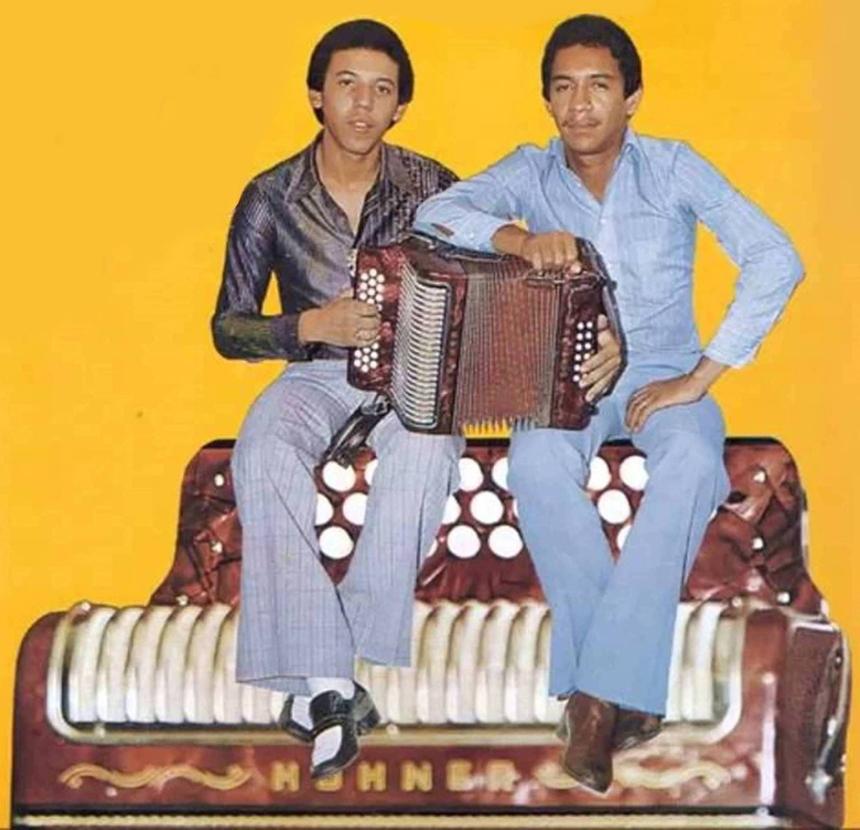 Juancho Rois y Diomedes Díaz