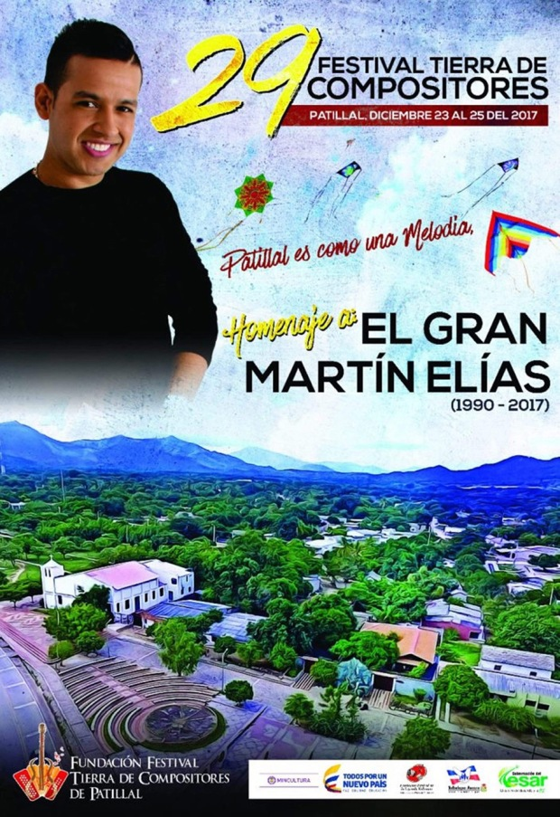 Afiche promocional 29 Festival Tierra de Compositores de Patillal