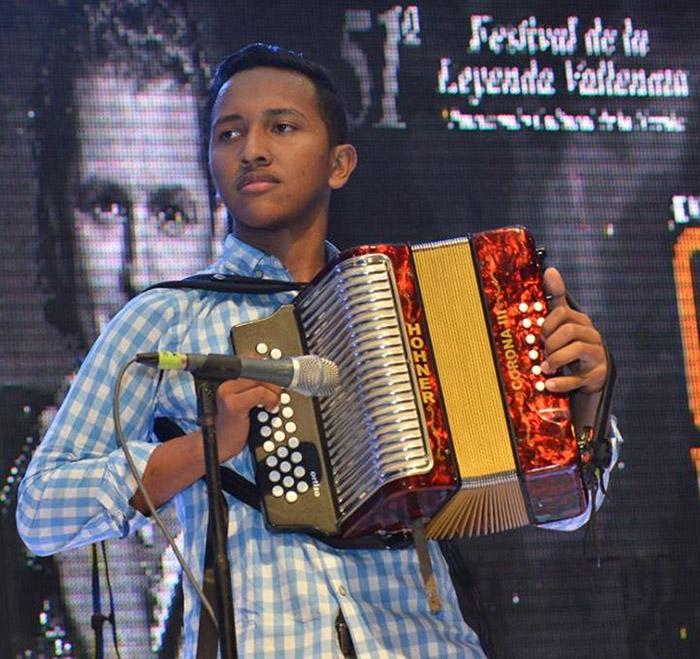Carlos Javier Lúquez, Rey Aficionado