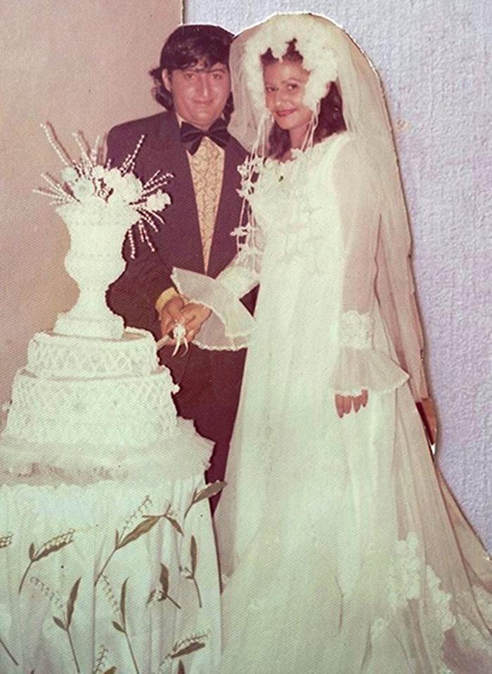 Matrimonio Jorge Oñate y Nancy Zuleta