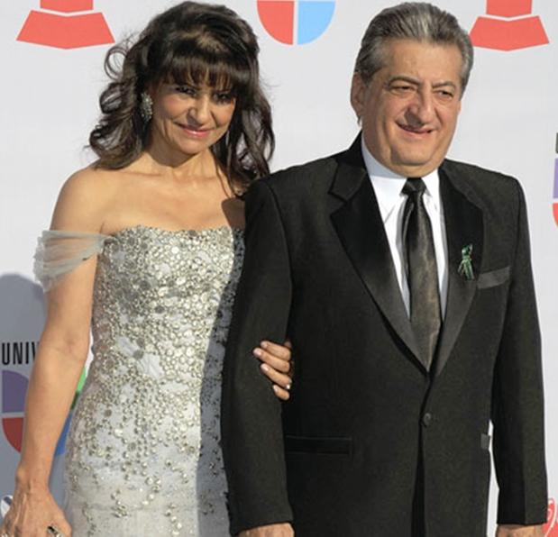 Nancy Zuleta y Jorge Oñate