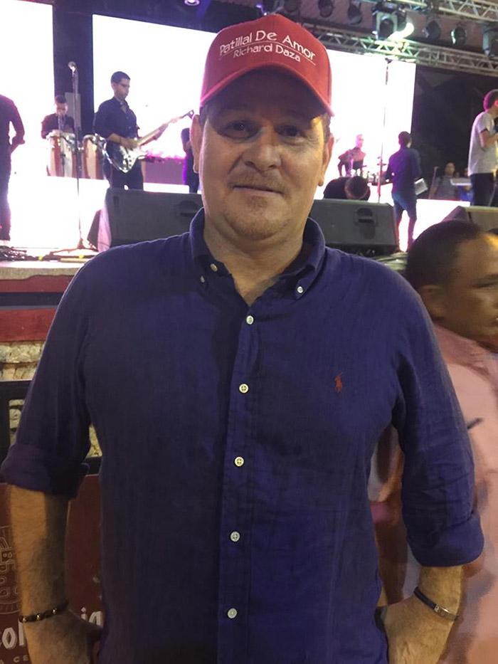 Richard Daza, Rey Canción Inédita Vallenata