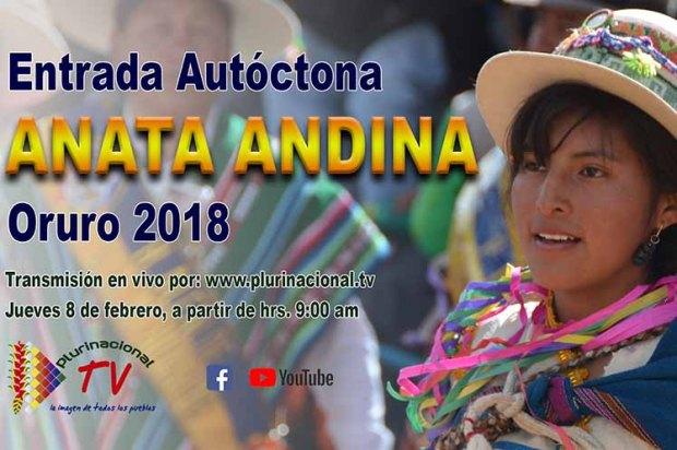 Bolivia-Anata-Andina