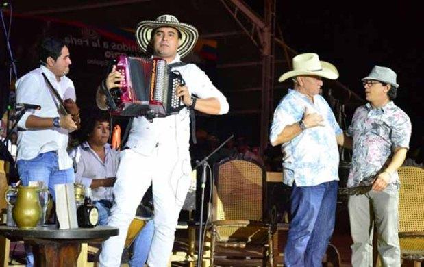 Rey Aficionado Daniel Holguín, lanzamiento 51 Festival Vallenato en Valledupar