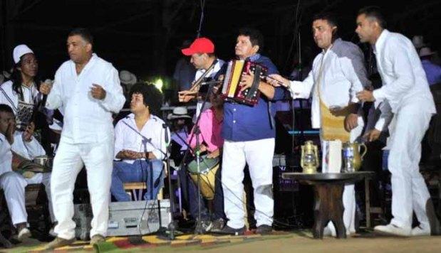 Rey de Reyes Álvaro López, lanzamiento Festival Vallenato en Valledupar