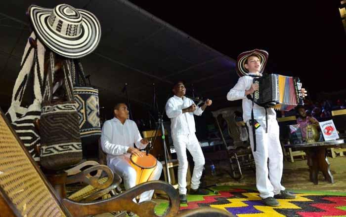 Rey Infantil José Aldana, lanzamiento 51 Festival Vallenato en Valledupar