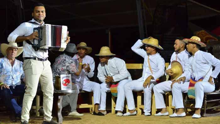 Rey Juvenil José Juan Camilo Guerra, lanzamiento 51 Festival Vallenato en Valledupar