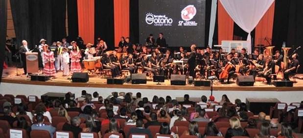 Lanzamiento Manizales - Banda Sinfónica y Los Niños del Vallenato