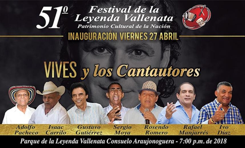 Carlos Vives y los Cantautores