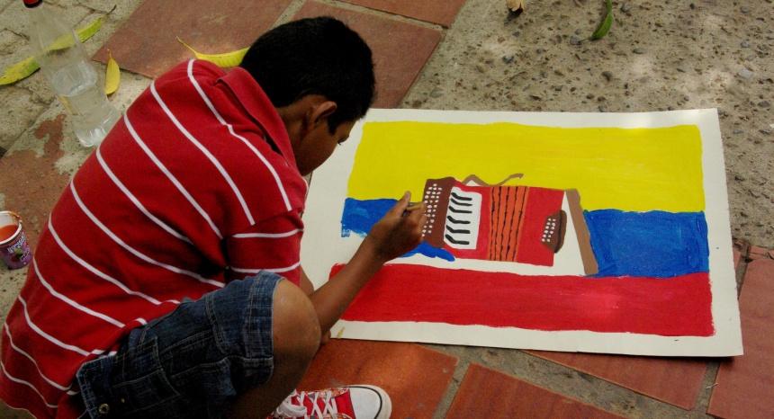 Concurso de Pintura Infantil Fundación FLV 3