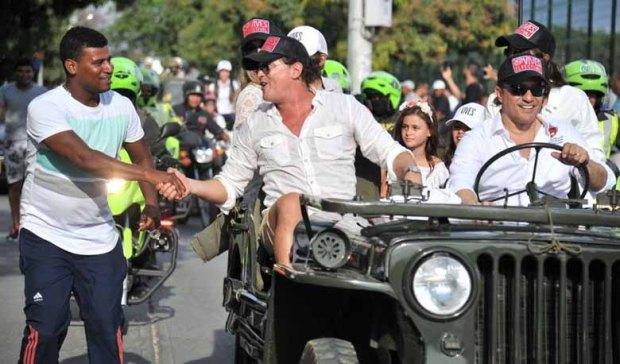 Desfile de Jeep Willys Parranderos en Santa Marta 2