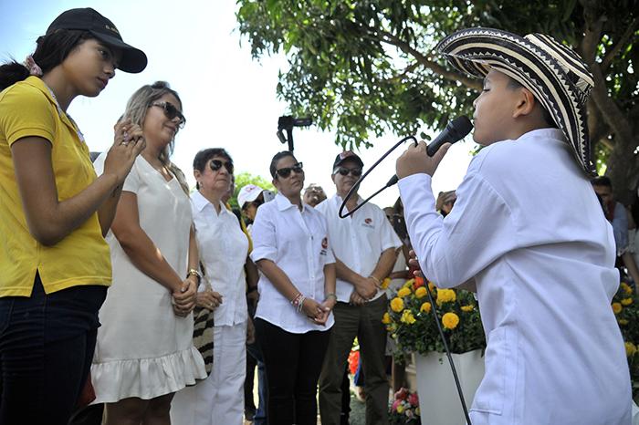 Homenaje ´postumo a Martín Elías 2 Foto Fundación FLV-