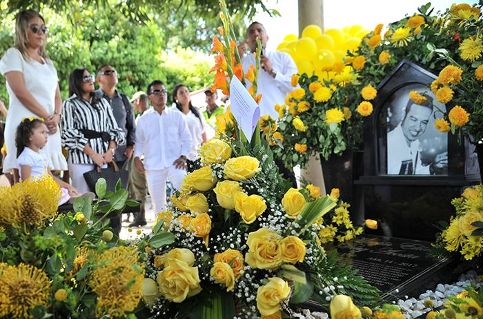 Homenaje póstumo a Martín Elías 1 Foto Fundación FLV