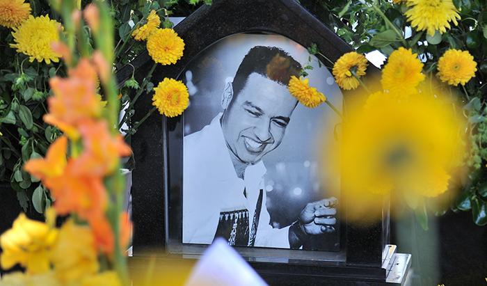 Homenaje póstumo a Martín Elías - Foto Fundación FLV