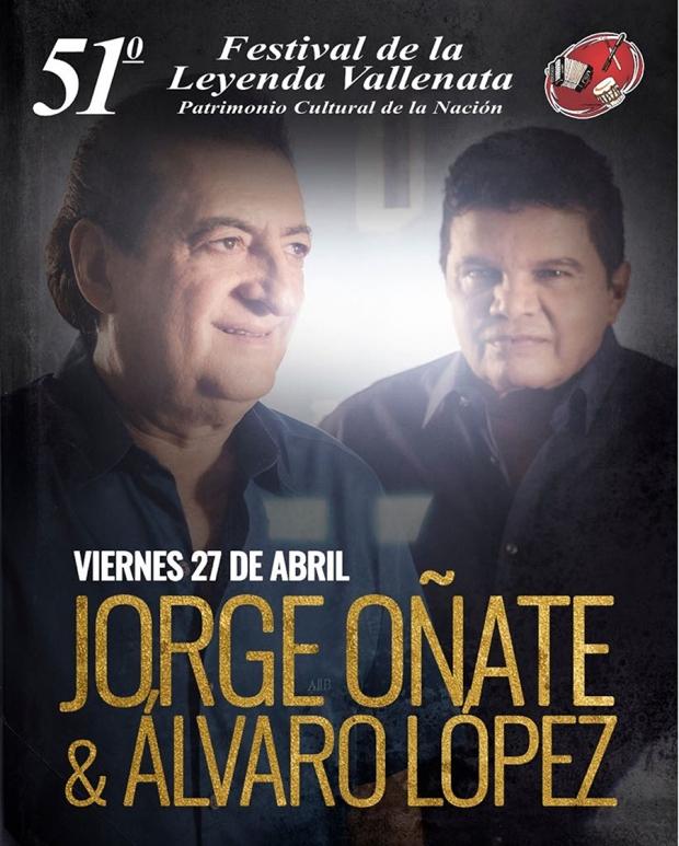 Jorge Oñate - Álvaro López