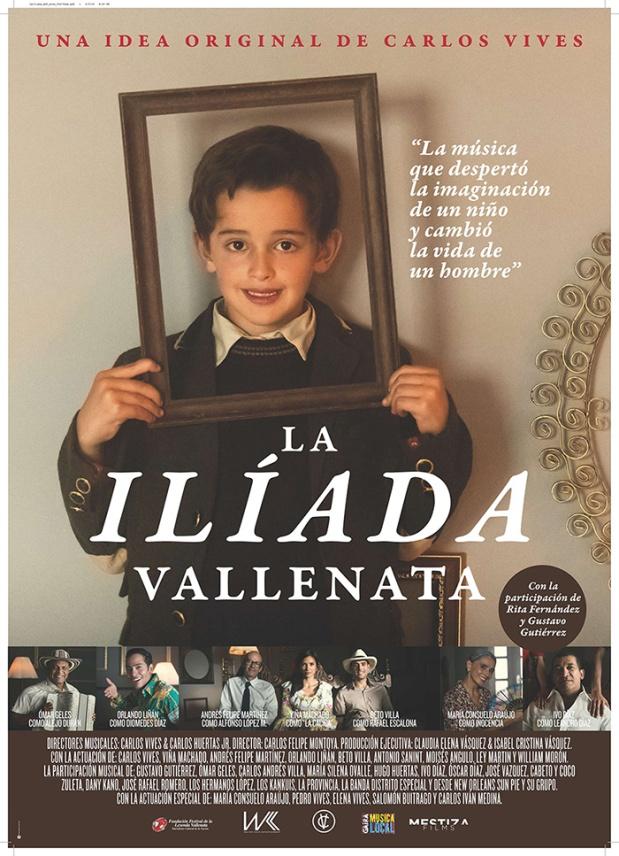 La Iliada Vallenata