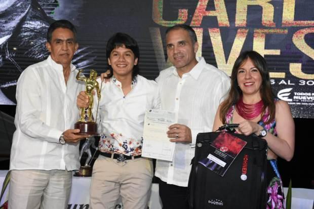 Yerson Robles Peña, Rey Vallenato Juvenil