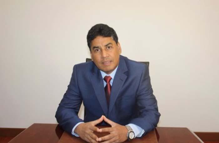 Cesar Ahumada, Gerente de SAYCO