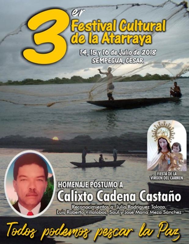 Tercer Festival Cultural de la Atarraya