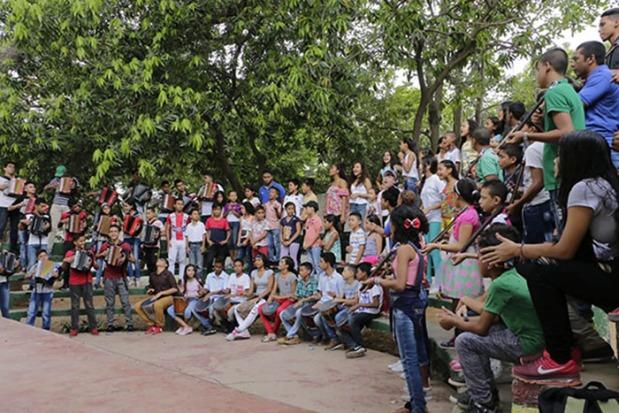 El propósito de la enseñanza musical en Valledupar es preservar la esencia del folclor vallenato