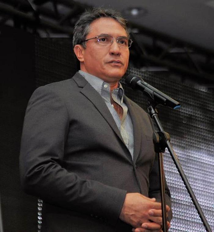 Rodolfo Molina Araújo, presidente Fundación Festival de la Leyenda Vallenata