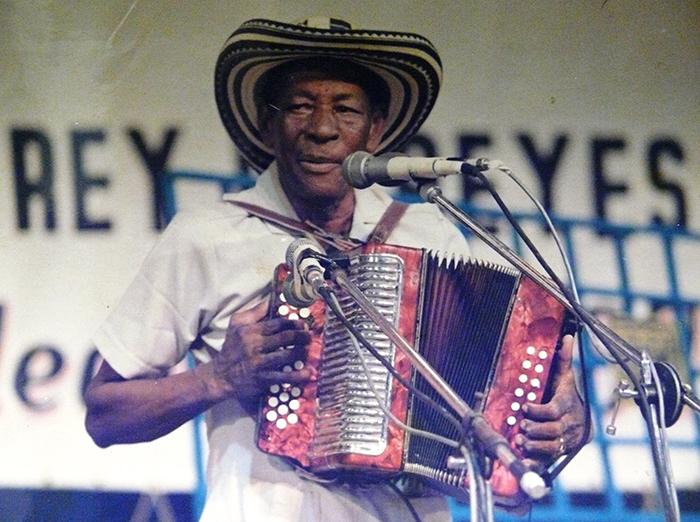 Alejo Durán, El Negro Grande del Vallenato, el hijo de El Paso, Cesar - Foto Fundación Festival de la Leyenda Vallenata