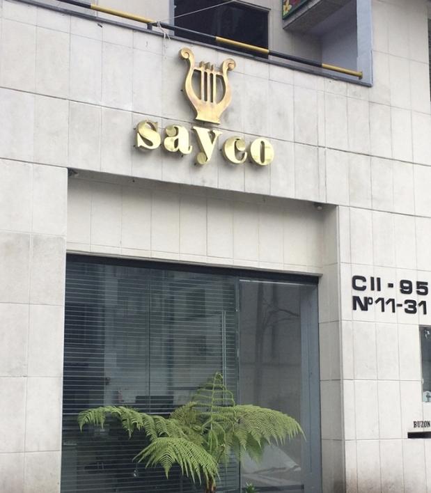 SAYCO - SOCIEDAD DE AUTORES Y COMPOSITORES