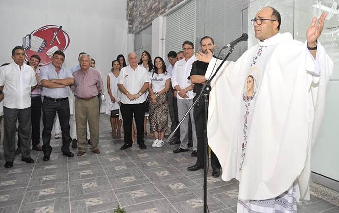 Apertura Sede Administrativa Fundación Festival de la Leyenda Vallenata 2