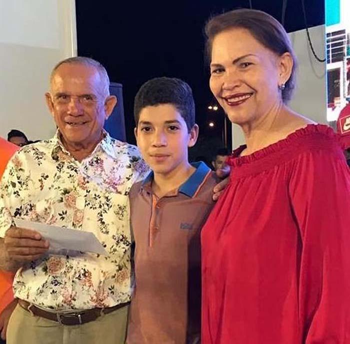 José Liberato Villazón, Rey Infantil del Acordeón