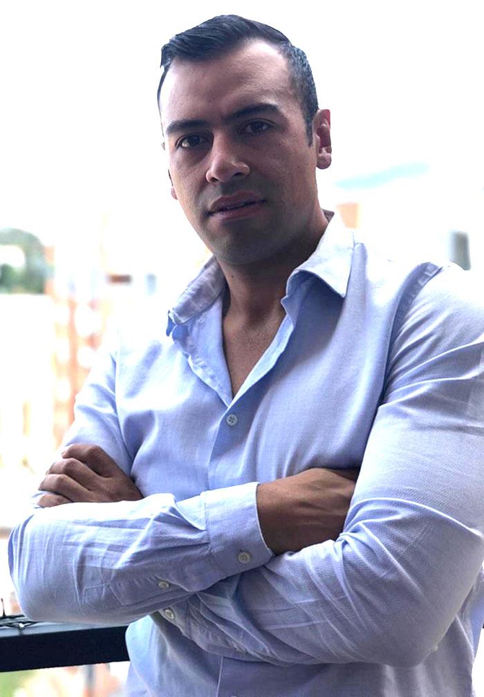 Luis Octavio 'Pachito' Herrera, ahijado de Diomedes Díaz