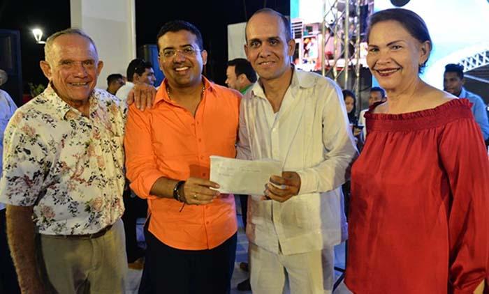 Octavio Daza Jr. Rey de la Canción Vallenata Inédita