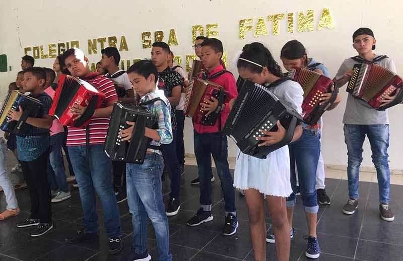 Formación Musical Vallenata 1