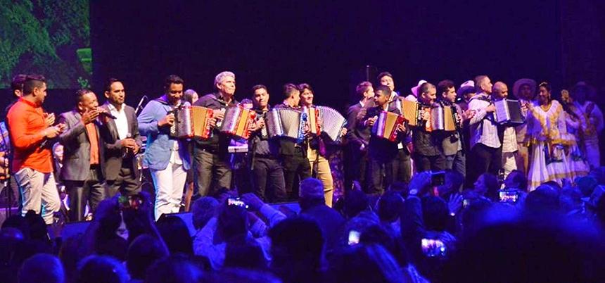 Lanzamiento 52 Festival de la Leyenda Vallenata