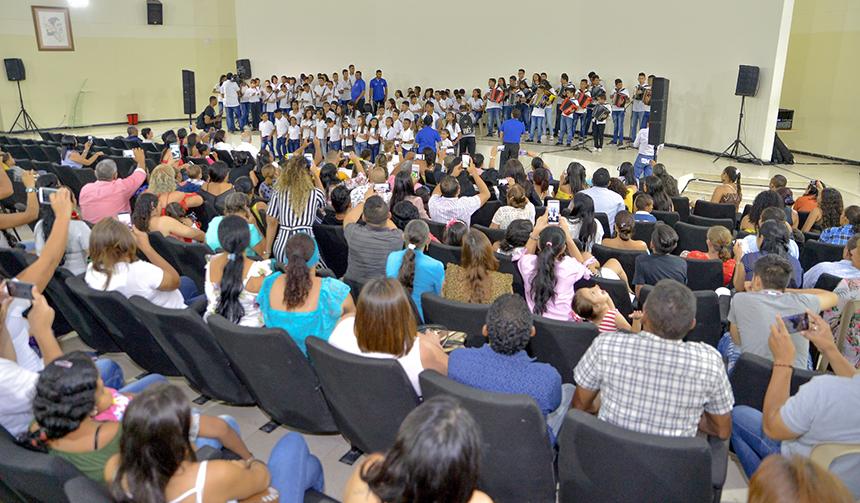 Programa Niños Adelante - Fundación FLV - BBVA 1